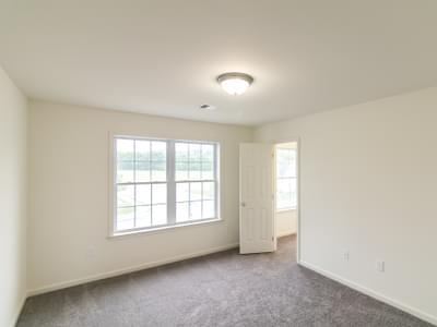 Breckenridge Bedroom. Breckenridge New Home in Drums, PA