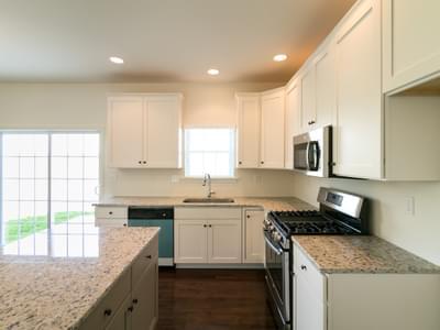 Madison Kitchen. New Home in Schnecksville, PA