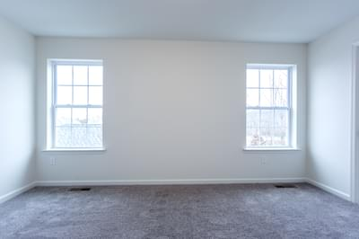 Birchwood Owner's Suite. 1,838sf New Home in Drums, PA
