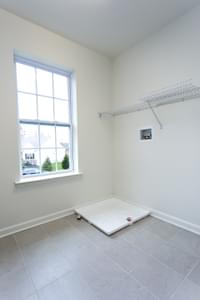Birchwood Second Floor Laundry. New Home in Drums, PA