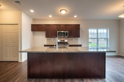 Pinehurst Kitchen. 3br New Home in Drums, PA
