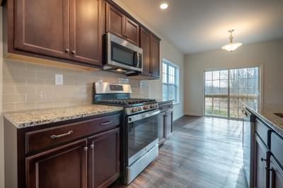 Pinehurst Kitchen. New Home in Drums, PA