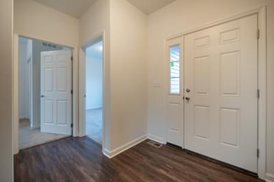 Pinehurst Foyer. 1,530sf New Home in Drums, PA