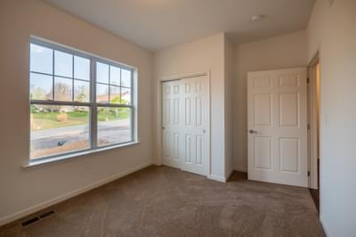 Pinehurst Bedroom. New Home in Drums, PA