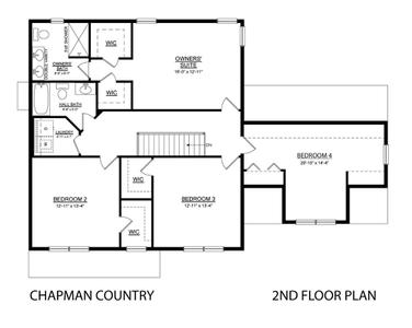 Country Base - 2nd Floor with Bonus Room. 1068 Jean Court #68, Easton, PA