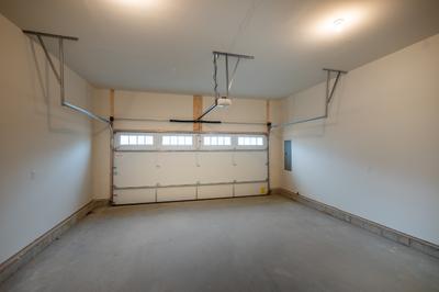 Franklyn 2-Car Garage. Franklyn New Home in Schnecksville, PA