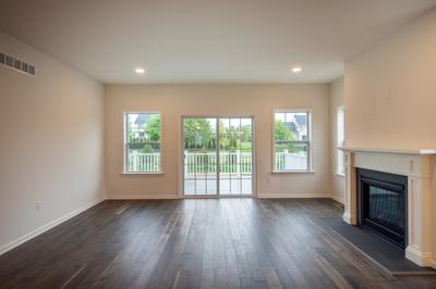 Franklyn Great Room. 2,486sf New Home in Schnecksville, PA