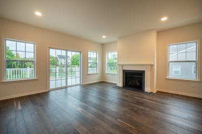 Franklyn Great Room. 3br New Home in Schnecksville, PA