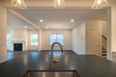 Franklyn Kitchen. Schnecksville, PA New Home