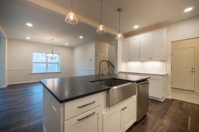 Franklyn Kitchen. 2,486sf New Home in Schnecksville, PA