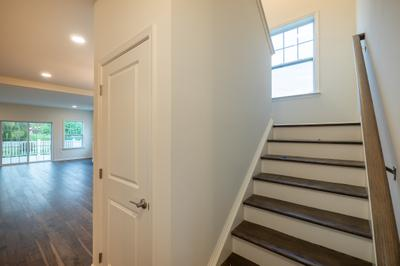 Franklyn Second Floor. 2,486sf New Home in Schnecksville, PA