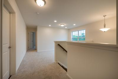 Franklyn Second Floor Loft. 2,486sf New Home in Schnecksville, PA