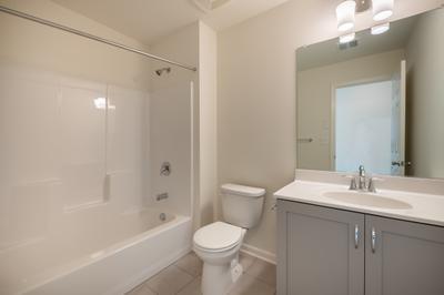 Whitehall Hall Bath. 3br New Home in Schnecksville, PA