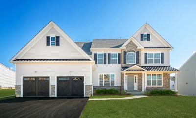Exteriors Lehigh Valley New Home Photos