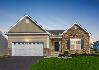 Golden Oaks Village New Home Community in White Haven PA