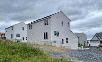 RP-1 Exterior. New Home in Schnecksville, PA