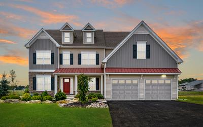 Northwood Farms New Home Community in Easton PA