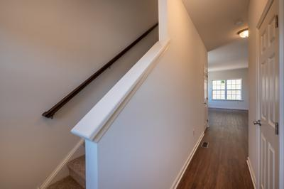 Towns at Woods Edge - Foyer. 3br New Home in Drums, PA