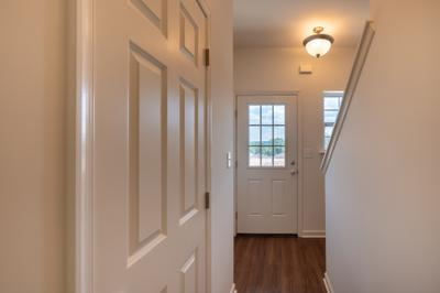 Towns at Woods Edge - Foyer. Drums, PA New Home