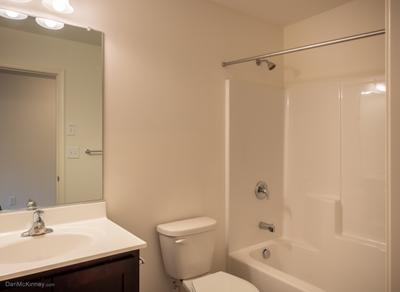 Nittany Hall Bath. Drums, PA New Home