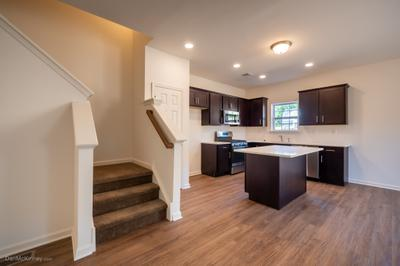 Nittany Kitchen. 2,081sf New Home in Drums, PA