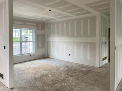 SS-491 Dining Room. 1,776sf New Home in Drums, PA