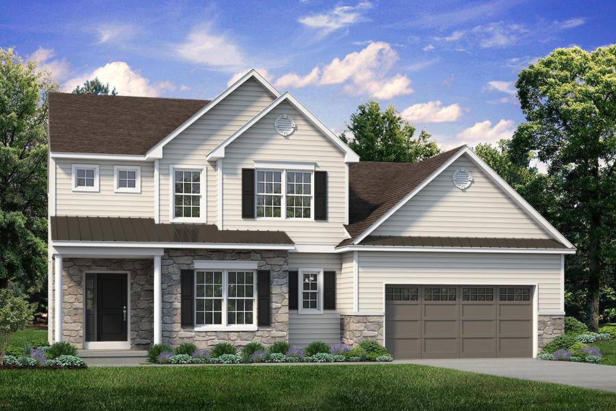 1006 Lisa Lane #51, Easton, PA 18045 NW-51 Rendering