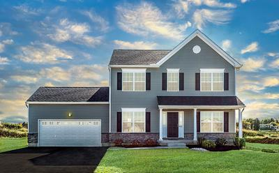 Oxford Ridge New Home Community in Coopersburg PA