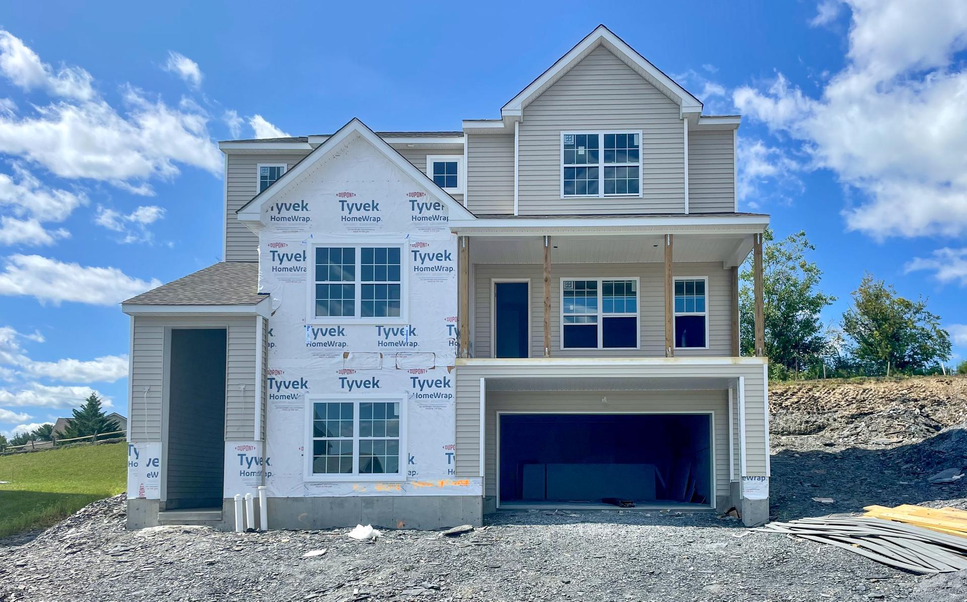 Schnecksville PA New Home for Sale
