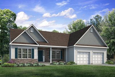 SS-491 Rendering. 3br New Home in Drums, PA